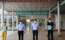 Sáng nay, thêm 11 người mắc Covid-19 ở Quảng Nam được xuất viện