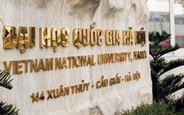 30 trường đại học đầu tiên được gắn sao theo tiêu chuẩn Việt Nam