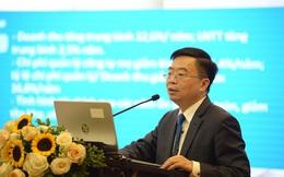 ĐHĐCĐ Vinatex: Bầu mới Chủ tịch HĐQT với ông Lê Tiến Trường, kế hoạch lợi nhuận giảm hơn nửa về 382 tỷ đồng