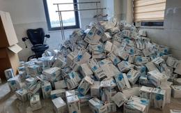 Kiểm tra 5 cơ sở, phát hiện gần 4,4 triệu khẩu trang, găng tay có vấn đề
