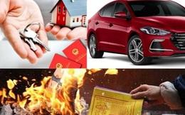 Tháng cô hồn mà giá nhà, giá xe vừa túi, có tiền vẫn mua thôi!