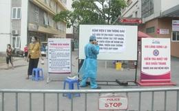 Bộ Y tế cho phép Bệnh viện E hoạt động trở lại từ 18h ngày 20/8