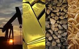 Thị trường ngày 21/08: Dầu, đồng, quặng sắt... rớt giá mạnh, vàng giao ngay vẫn tăng