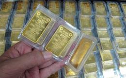 Giá vàng đảo chiều chóng mặt