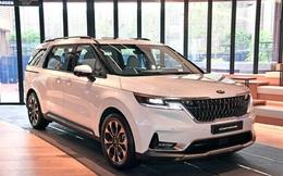 Chi tiết Kia Sedona 2021 ngoài đời thực: Đẹp như xe sang, dân Hàn đổ xô đặt mua, chờ THACO lắp ráp tại Việt Nam