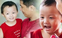 """Niềm hạnh phúc của người bố khi con trai được Công an giải cứu ở Bắc Ninh: """"Tôi như sống lại một lần nữa"""""""