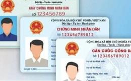 Căn cước công dân gắn chíp điện tử: Tích hợp nhiều thông tin, tránh giả mạo giấy tờ