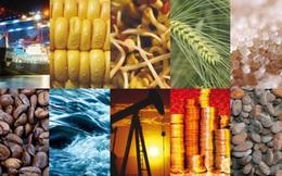 Thị trường ngày 25/8: Giá dầu tăng do sắp bão, vàng giảm tiếp