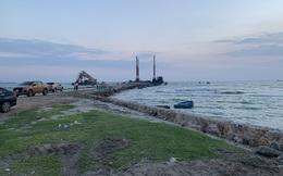 Xây dựng Cảng biển Cà Ná 1.463 tỉ đồng