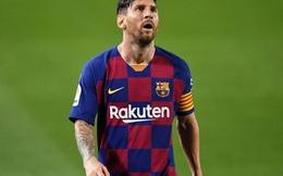 Chấn động: Messi chính thức yêu cầu hủy hợp đồng với Barcelona