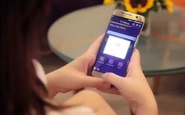 Thanh toán qua mobile banking tăng gần 180% trong 6 tháng đầu năm