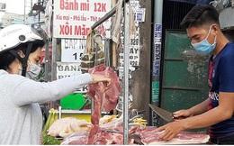Giá lợn hơi giảm mạnh nhưng giá thịt lợn ở chợ giảm nhỏ giọt