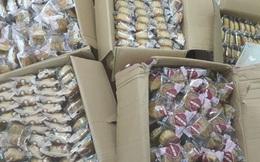 Phạt 30 triệu đồng người đàn ông kinh doanh bánh Trung thu không rõ nguồn gốc