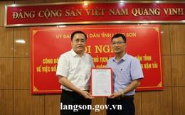 Lạng Sơn bổ nhiệm 03 Phó Giám đốc Sở