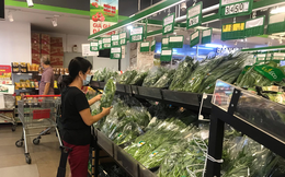 Khó phân biệt rau củ quả sạch