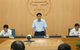 Chủ tịch Hà Nội yêu cầu xác minh ôtô chở bệnh nhân Covid-19 từng đến bến xe Nước Ngầm