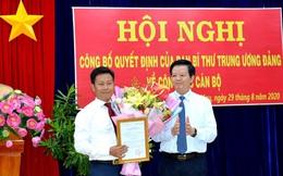 Thứ trưởng Bộ LĐTB&XH giữ chức Phó Bí thư Tỉnh ủy Cà Mau