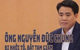 Thiếu tướng Tô Ân Xô: Sức khoẻ ông Nguyễn Đức Chung thời điểm bị bắt vẫn bình thường