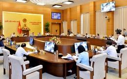Công bố 3 Nghị quyết của UBTVQH về nhân sự