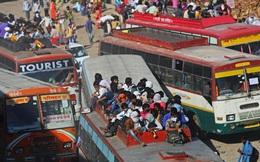 Bloomberg: GDP Ấn Độ ghi nhận mức suy giảm tệ nhất so với các nền kinh tế lớn của châu Á