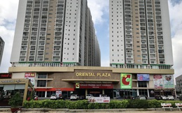 Cưỡng chế tháo dỡ 43 căn hộ xây trái phép tại chung cư Oriental Plaza Tân Phú, Tp.HCM