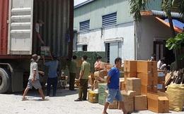 QLTT TP HCM triệt phá kho hàng quy mô lớn, nghi nhập lậu từ Trung Quốc