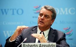 """WTO có nguy cơ trở thành """"thuyền không người lái"""" sau khi ông Roberto Azevedo từ chức"""