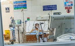 Bên trong Bệnh viện dã chiến Hòa Vang, 'điểm nóng' nhất Đà Nẵng