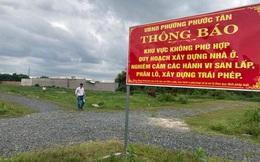 """Biên Hòa: Khóc ròng vì dự án """"ma"""""""