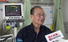 Hồi phục sau thời gian dài chiến đấu với Covid-19, vị bác sĩ già nhất Vũ Hán quay trở lại làm việc sau 5 tháng
