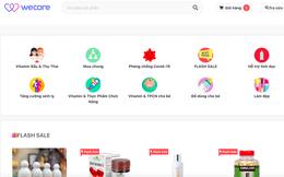 Kênh mua bán trực tuyến cho mẹ bỉm sữa WeCare vừa được quỹ mạo hiểm Hàn Quốc rót vốn