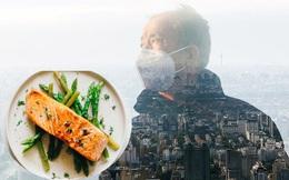 Nghiên cứu mới: Thường xuyên ăn cá giúp bảo vệ não khỏi sự lão hóa, giúp chống lại những nguy hại tiềm ẩn của ô nhiễm không khí