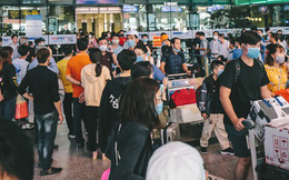 Tất cả khách từ Đà Nẵng đến sân bay Tân Sơn Nhất phải thực hiện cách ly tập trung đủ 14 ngày