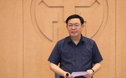 Hà Nội: Một số khu vực nguy cơ cao cần nghiên cứu thực hiện giãn cách xã hội theo Chỉ thị 16