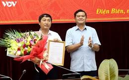 Điện Biên bổ nhiệm Trưởng Ban tổ chức Tỉnh ủy