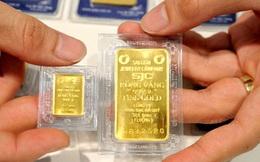 Giá vàng sáng nay tiếp tục tăng mạnh