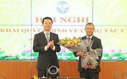 Thứ trưởng Bộ TT&TT Nguyễn Thành Hưng nghỉ hưu