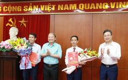 Ban Tuyên giáo Trung ương bổ nhiệm Chánh Văn phòng và Vụ trưởng Vụ Tổng hợp