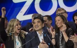 """Nhà sáng lập Zoom """"kiếm"""" hơn 4 tỷ USD chỉ trong vài giờ"""