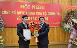 Bộ Chính trị chuẩn y tân Bí thư Tỉnh ủy Tây Ninh