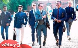 Loạt phụ kiện diện cùng vest của giới siêu giàu có gì đặc biệt? Riêng cà vạt đã đắt ngang... Lamborghini
