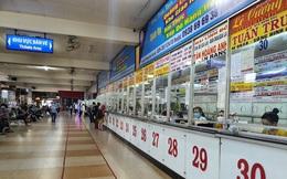 Bến xe vắng khách, cửa ngõ Sài Gòn thông thoáng trước ngày nghỉ lễ 2/9