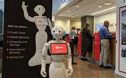 """""""Trong 5-10 năm tới, hơn 50% số lượng công việc trong ngân hàng sẽ được làm bởi máy móc"""""""
