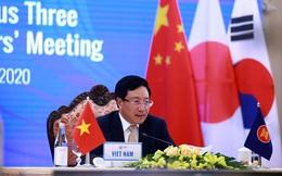 Nhật Bản cam kết chi 1 triệu USD hỗ trợ ASEAN chống dịch