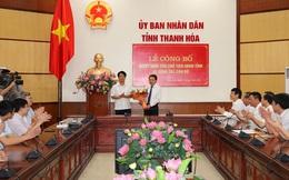 Bổ nhiệm Phó Chánh Văn phòng UBND tỉnh Thanh Hóa