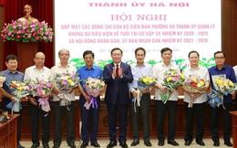 Hà Nội: Nhiều cán bộ nghỉ hưu sớm, tạo điều kiện sắp xếp người thay thế
