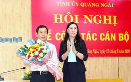 Ông Đặng Văn Minh được bầu làm Phó Bí thư Tỉnh ủy Quảng Ngãi