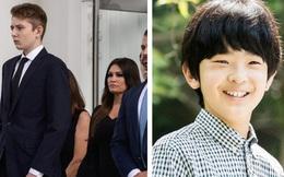 """Bằng tuổi """"Hoàng tử Nhà Trắng"""" Barron Trump, """"Thiên Hoàng tương lai"""" của Nhật Bản gây bất ngờ khi xuất hiện với khí chất hoàn toàn khác biệt"""