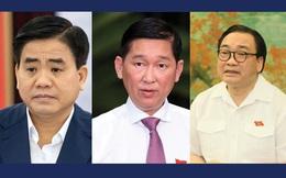 Những quan chức bị kỷ luật, khởi tố trước thềm Đại hội Đảng XIII