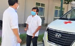 """Ông Đoàn Ngọc Hải và xe cứu thương lần đầu đến Đà Nẵng: """"Tôi rất sợ người dân hiểu lầm mình lợi dụng để kiếm tiền, nổi tiếng"""""""